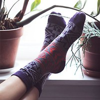 Reliable of Milwaukee + Free People Womens Navigator Crew Sock