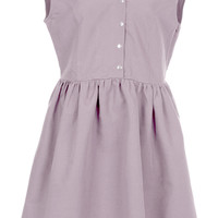 Domed Popper Dress By Boutique - Dresses & Rompers - Sale - Sale & Offers - Topshop USA