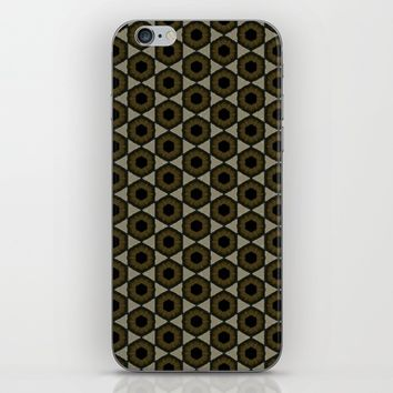 honeycomb iPhone & iPod Skin by celiariani