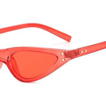 Alien Baby Sunglasses - Red