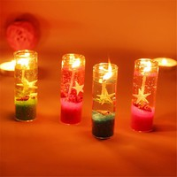 Ocean Jelly Candle Wedding Party Decoration