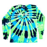 Lucky Dog Volleyball :: Women's Wear :: Nothing Better Long Sleeve Volleyball Tee Shirt 11.131.T93.2X