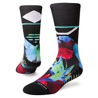 STANCE NEO FLORAL CREW SOCK