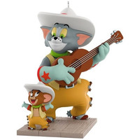 Tom and Jerry Texas Tom Ornament
