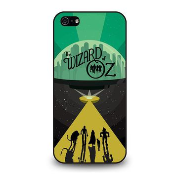 THE WIZARD OF OZ JOURNEY iPhone 5 / 5S / SE Case Cover