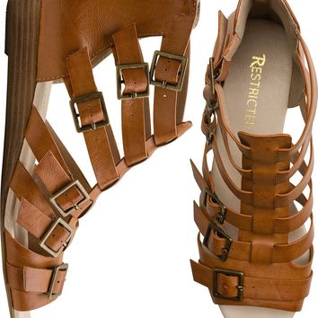RESTRICTED DEITY GLADIATOR SANDAL