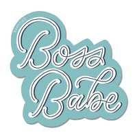 Kimposed - Boss Babe Sticker