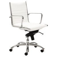 Cami Low Back Office Chair, Desk Chairs