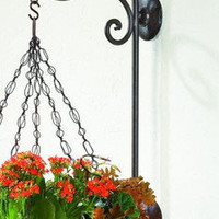 French Seaside Style & Beach Home Decor â?? Antique-style Iron Vertical Bracket
