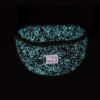 iHeartRaves Glow In The Dark Speckled Fanny Pack