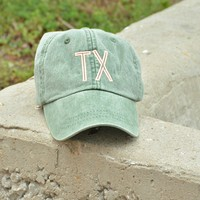 Charlie Southern State Hat - Spruce/Peach