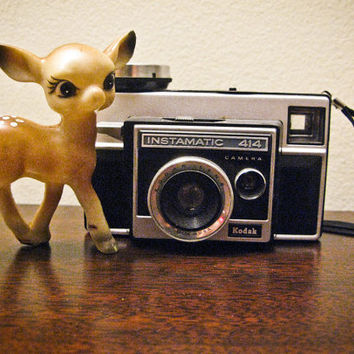 1960s Kodak Instamatic 414 Camera by timepassagesshop on Etsy