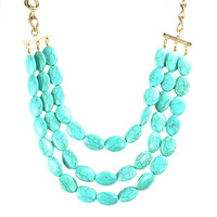 Costume Coral Necklace Cluster Necklace Exotic Jewelry