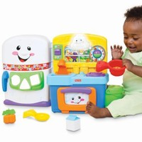 Fisher-Price Laugh & Learn Learning Kitchen | www.deviazon.com