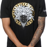 Crooks and Castles Bandana Scallop T-Shirt
