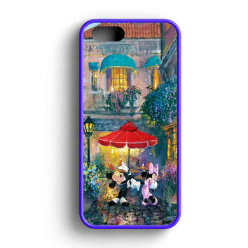 Mickey And Minnie Mouse Dancing iPhone 5 Case iPhone 5s Case iPhone 5c Case