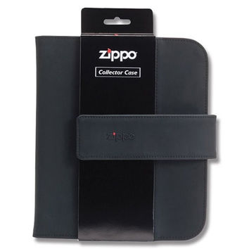 Zippo Collector Case - Holds 8 Eight Lighters
