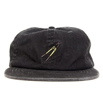 Bolt Cutter City Cap (Black, Yellow)