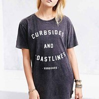 Vanguard Curbside & Coast Tee- Black