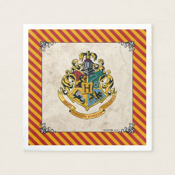 Harry Potter | Hogwarts Birthday Napkin