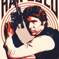 Star Wars Han Solo Quotes Poster 24x36