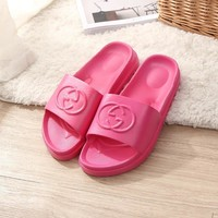 Stylish Design Ladies Summer Bathroom Sandals [415632261156]