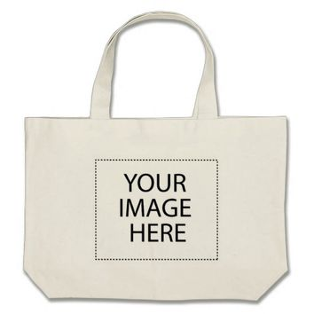 Customized Jumbo Tote Bag
