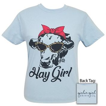 Girlie Girl Originals Hay Girl T-Shirt