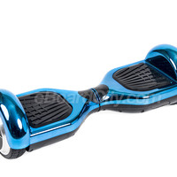 "Self Balancing Hoverboard 6.5"" Wheels - Blue Chrome - $349.98 