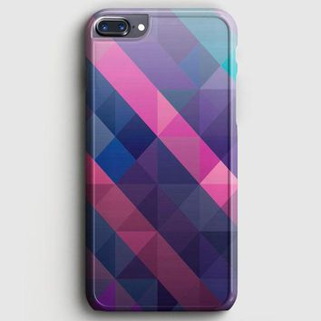 Abstract Strips iPhone 8 Plus Case