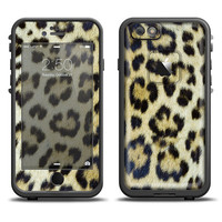 The Real Leopard Hide V3 Skin Set for the Apple iPhone 6 LifeProof Case (Other Models Available!)