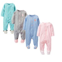 Orangemom newborn fashion baby pajamas & sleepwear baby clothing baby boys clothes for girls rompers 100% cotton kids rompers