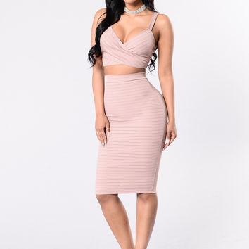Lovers and Friends Set - Mauve