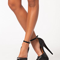 LOW CUT PLATFORM PUMP