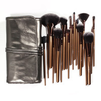 [BIG SALE] on 21 Pieces Makeup Brushes FREE SHIPPING