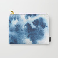 Blue Blob May 18 Carry-All Pouch by ©valourine