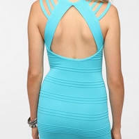 Wow Couture Knit Bandage Dress