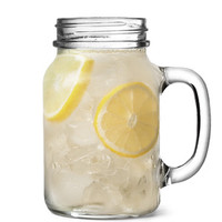 Mason Jar Drinking Glasses 20oz / 568ml