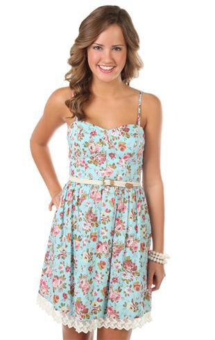floral printed corset style belted casual from deb shops