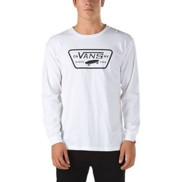 Full Patch Long Sleeve T-Shirt | Shop at Vans