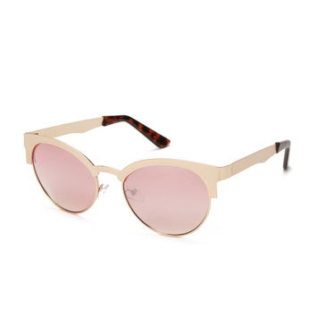 Ombre Cat Eye Sunglasses