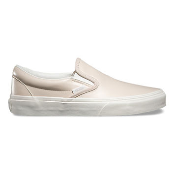 Leather Slip-On | Shop Womens Shoes at Vans