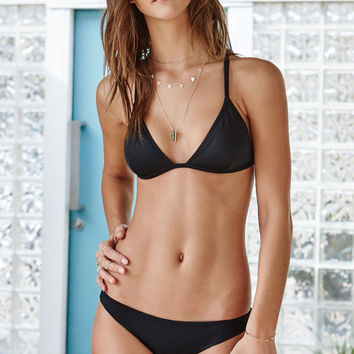 LA Hearts Lace Trim Bikini Bottom at PacSun.com
