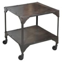 One Kings Lane - Rustic Meets Refined - Eisen End Table