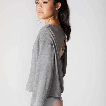 Michi Breeze Sweatshirt - Grey