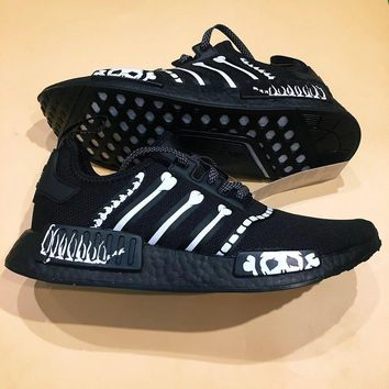 Adidas Nmd X Mastermind Trending Breathable Running Sneakers Sport Shoes