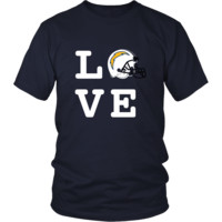 San Diego Chargers Love