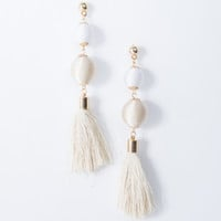 Adriana Tassel Earrings