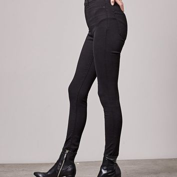 Basic super high waist - HIGH WAIST - WOMAN | Stradivarius United Kingdom