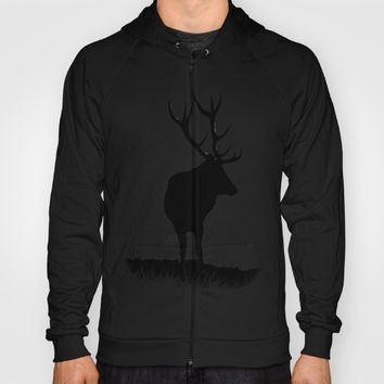 Monarch Of The Park Hoody by Linsey Williams Wall Art, Clothing, And